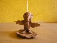 Totem aigle d'Adrien