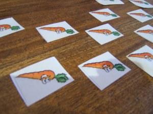 Gagnez votre « badge-carotte » !